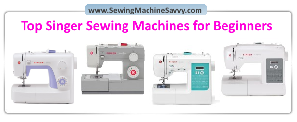 Best Singer Sewing Machines For Beginners Beauteous What Is The Easiest Sewing Machine To Use