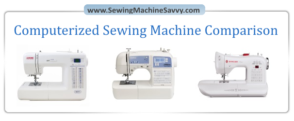 Compare Sewing Machines