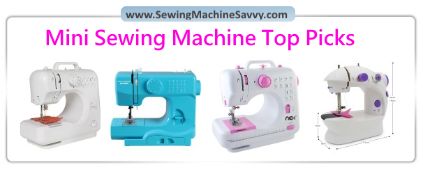 Best Mini Sewing Machines Top Picks For Cheap Small Sewing Machines Simple Portable Mini Sewing Machine