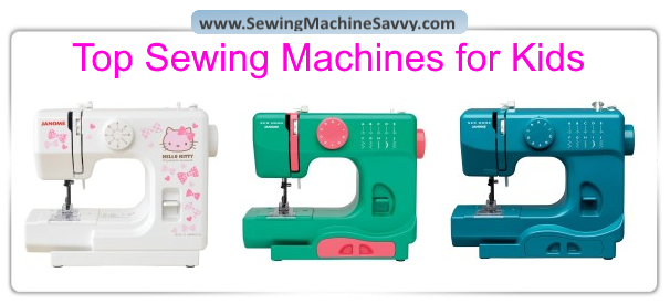 Best Sewing Machine For Kids My Top Picks New Best Sewing Machine To Learn On