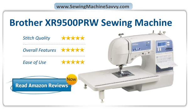 xr9500prw limited edition project runway sewing machine reviews