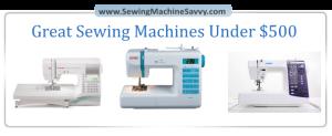 best sewing machine 300