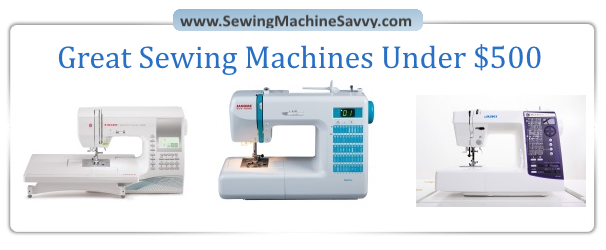 Three Great Sewing Machines Under 40 A Comparison Fascinating Highest Rated Sewing Machines 2014