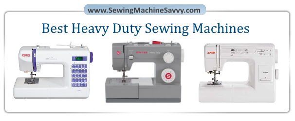 Best Heavy Duty Sewing Machines Enchanting Best Heavy Duty Sewing Machine For Beginners