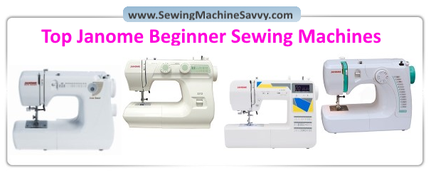 Best Janome Sewing Machines For Beginners Mesmerizing Best Advanced Sewing Machine