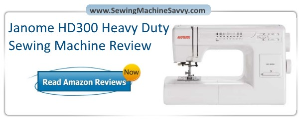 Janome HD40 Heavy Duty Sewing Machine Review Mesmerizing Janome Sewing Machine Comparison