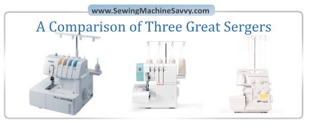 what is a serger machine used for