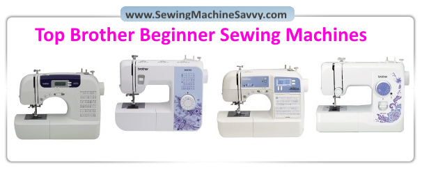 Best Brother Sewing Machines for Beginners